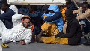 Akdenizdeki göçmen facialarını önlemek için ABden flaş öneri