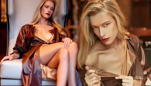 (Yazın bir kenara)  Fidan Martinoviç iki seneye dünya çapında top model olacak