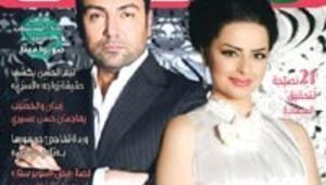 Arap dergisine kapak oldu