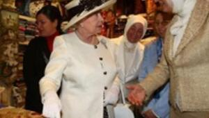 Kraliçe Bursada