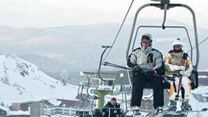Kartalkaya'nın eğlencesi yok, kayakçısı çok