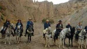 Kovboy filmlerinin seti de kriz kurbanı