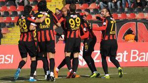 Eskişehirspor 3 - 0 Fethiyespor