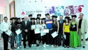 Avrupa Birliği Hibe Projesi ilk mezunlarını verdi