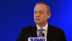 TÜSİAD Başkanı Yılmaz istifa etti