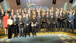 'Sign of the City Awards' gecesinde Türkiye'nin en iyileri ödül aldı
