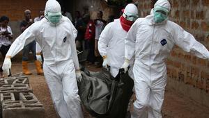 Ebola'dan ölüm en düşük seviyede