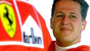 Schumacherin oğlu konuştu: Zaman alacak...