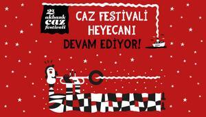 Caz Festivali Heyecanı Devam Ediyor