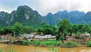 Hindiçin'in hayat damarı Mekong