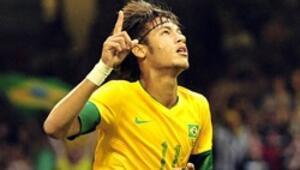Neymar: Bolt ve Messi en iyisi