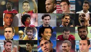 FIFAnın yılın savunma oyuncusu adaylarında İspanya hakimiyeti