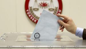 Seçim takvimi başladı