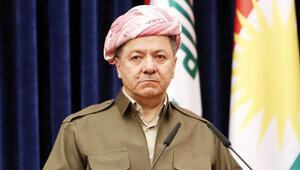 Barzani'den sürpriz ziyaret