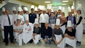 Anzak torunları Türk Mutfağıyla tanıştı