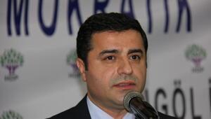 Demirtaş: AK Parti tehlikesini meclise girerek bertaraf edeceğiz