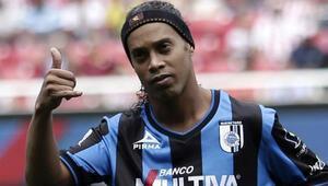 Gültekin Gencer: Ronaldinho için teşekkürler Melo