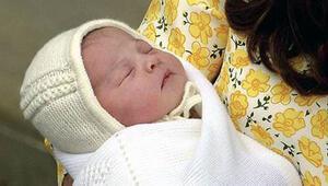Ve kraliyet bebeğinin ismi açıklandı