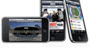 Biletixten iPhone uygulaması