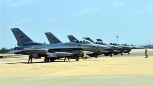 ABD uçakları İncirlik'e geldi