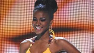 Angola'nın ilk Kainat Güzeli