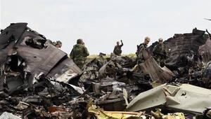 İşte ayrılıkçıların düşürdüğü Ukrayna uçağı