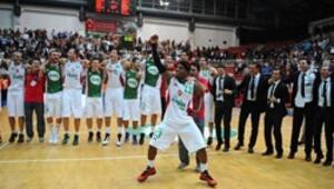 Pınar Karşıyakada hedef dörtlü final