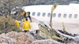 Atlasjet, düşen uçak tazminatına 25 bin dolarla başladı