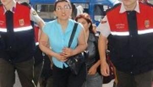 Sekreter Ziyarette gözaltına alındı