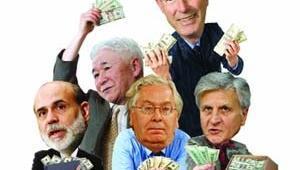 Dünya merkez bankaları birleşti 250 milyar dolarla krize set çekti