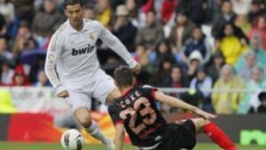 Real Madrid şampiyon gibi