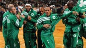 Boston Celtics İstanbulda
