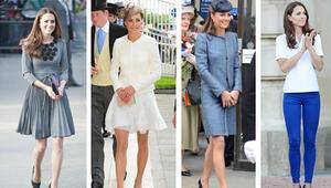 Kate Middleton değişiyor