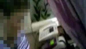 Kürtajcı doktor kalem kamerayla görüntülendi