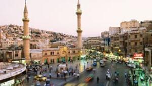 Amman'ın otomobil müzesine, tarihi çarşısı ve doğasına hayran kaldım