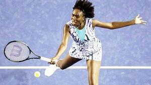 Venüs Williams tekrar İstanbulda
