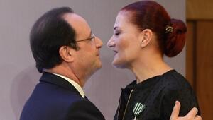 Fransız televizyonu Hollande ile dalga geçti