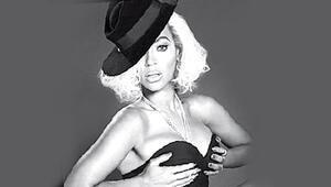 Beyoncenin bu pozları olay oldu