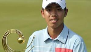 Çinli golfçü Guan Tianlang tarih yazdı