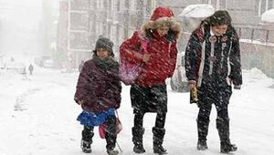 İstanbulda okullar tatil mi 20 Şubat Cuma günü bu ilçelerde okullar tatil edildi