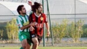 Eskişehirspordan gol şov
