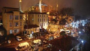 Sultanahmet'te canlı bombalı saldırı: 1 şehit