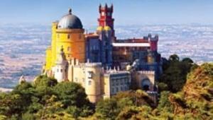 Sintra'daki masal sarayı