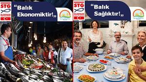 Balık tüketimi kamu spotu ile artacak