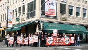 Rheinland AWO'dan ırkçılığa protesto