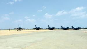 İncirlik'e sekiz ABD uçağı ve 300 asker geldi