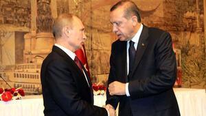 Cumhurbaşkanı Erdoğandan Rusya lideri Putin'in davetine olumsuz yanıt
