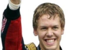 Vettel tarih yazdı
