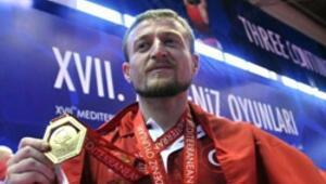 Akdeniz Oyunlarında ilk altın ve gümüş madalyamız Bünyaminden