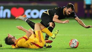 Osmanlıspor: 1  Kayserispor: 1